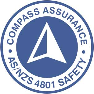 ISO Safety Badge